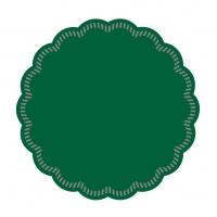 Untersetzer - DECKCHEN UNI grün