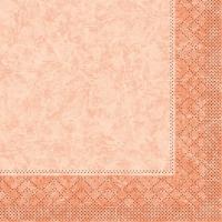 Tissue Servietten 33x33 cm - CRAIG aprikot