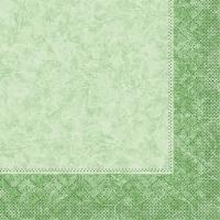 Tissue Servietten 33x33 cm - CRAIG grün