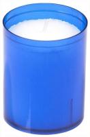 24 Refill Cups blau