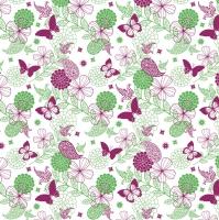 Tischdecken - NATALIE pink-gr̮