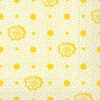 Tissue Servietten 33x33 cm - Dion  (gelb)