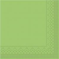 Tissue Servietten 33x33 cm - Kiwi