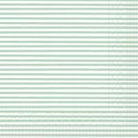 Tissue Servietten 40x40 cm - Heiko  mint
