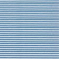 Tissue Servietten 40x40 cm - Heiko  blau