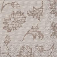 Tissue Servietten 40x40 cm - Lisboa  (braun)