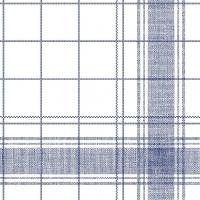 Linclass Servietten 40x40 cm - Nadeem  (blau)