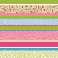 Linclass Servietten 40x40 cm - Zara  (pink)