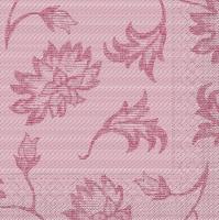 Tissue Servietten 40x40 cm - Lisboa (bordeauxfarben)