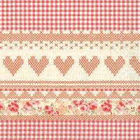 Tissue Servietten 40x40 cm - Mathilda