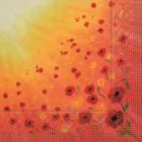 Tissue Servietten 40x40 cm - SOMMERWIESE
