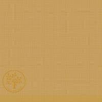 Linclass Servietten 40x40 cm - Love Nature-Jute  (naturbraun)