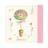 Servietten 25x25 cm - Rosetree