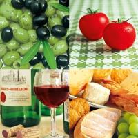 Cocktail Servietten Provence
