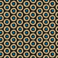 Servietten 25x25 cm - Geformtes Blau