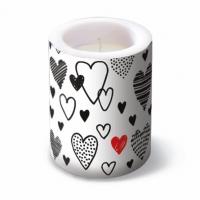 Dekorkerze Lantern Crazy Love
