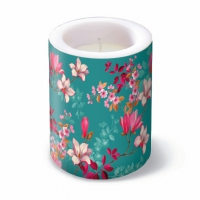 Dekorkerze Lantern Magnolia