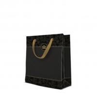 10 Geschenktaschen Premium - Gold Crown medium