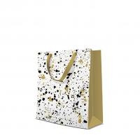 10 Geschenktaschen Premium - Stains  medium