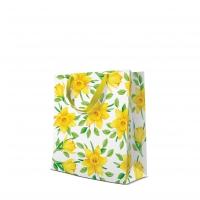 10 Geschenktaschen - Daffodils in Bloom medium