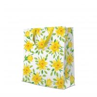 10 Geschenktaschen - Daffodils in Bloom large