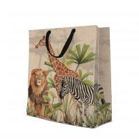 10 Geschenktaschen - Safari big