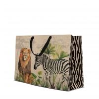 10 Geschenktaschen - Safari horizontal