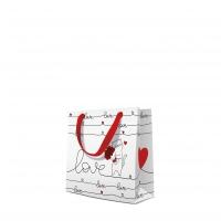10 Geschenktaschen - Love Connection square