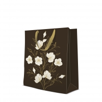 10 Geschenktaschen Premium - Fabulous Flowers