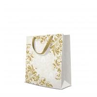 10 Geschenktaschen Premium - Ornament Garden medium