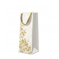 10 Geschenktaschen Premium - Ornament Garden bottle