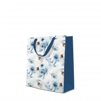 10 Geschenktaschen Premium - Winter Acorns