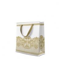 10 Geschenktaschen Premium - Royal Lace medium