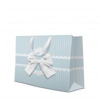 10 Geschenktaschen - Occasional Gift blue   horizontal