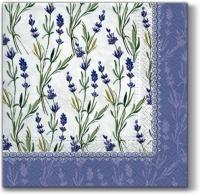 Lunch Servietten Lavender Meadow