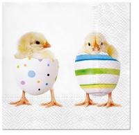 Servietten 33x33 cm - Chick Fashion
