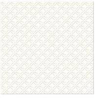 Servietten 33x33 cm - Inspiration Modern (white)