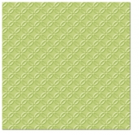 Servietten 33x33 cm - Inspiration Modern (green)