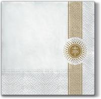Servietten 33x33 cm - Göttliche Liturgie