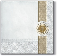 Servietten 33x33 cm - Divine Liturgy