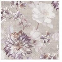 Servietten 33x33 cm - Sentimental Blossom