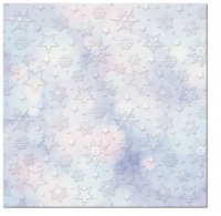Servietten 33x33 cm - Inspiration Winter Flakes Magic