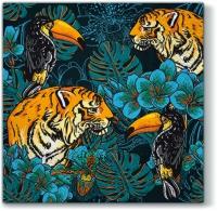 Servietten 33x33 cm - Aroma Wild Natur