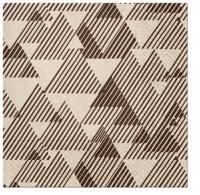 Servietten 33x33 cm - We Care Triangles