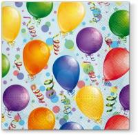 Lunch Servietten Ballons