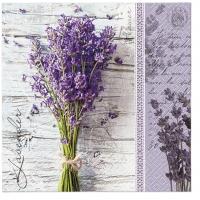 Lunch Servietten Lavender Bouquet