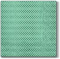 Lunch Servietten Small Dots (mint)