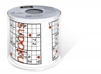 Toilettenpapier Topi Sudoku
