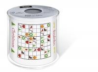 Toilettenpapier Topi Xmas Sudoku