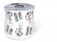 Toilettenpapier - Topi Magie passiert